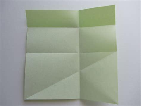 origami technique    divide paper  fifths