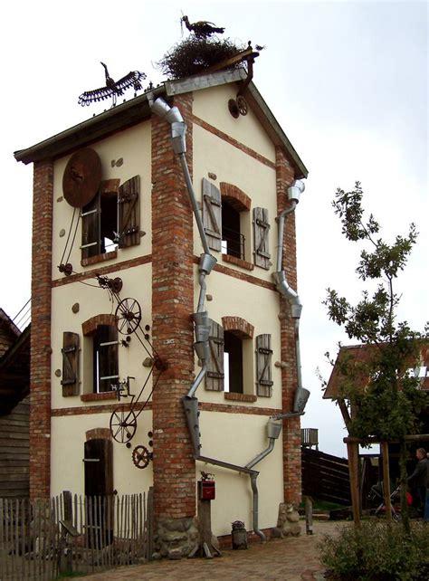 Ein Verrücktes Haus Von Conny11  Coole Häuser Pinterest