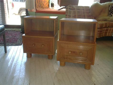 Rockford National Furniture Company Nightstands