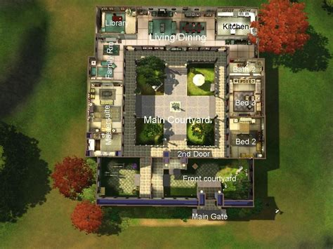 courtyard  house kerala pool  shaped plans  central interior garage houses courtyards