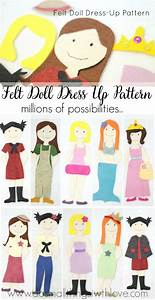 171 best holy peg dolls images on pinterest clothespins With felt dress up doll template