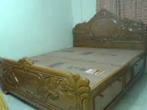 Wooden Furniture Box Bed Designs