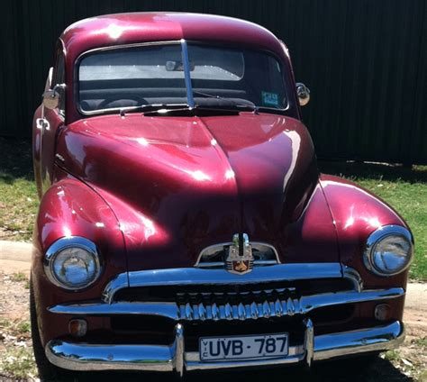 1953 Fj Holden Ute  Vehicles & Motorbikes  2wd Utes For Sale