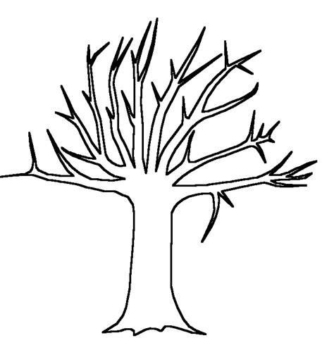 Kleurplaat Herfstboom by Basisschool Scheldewindeke Tweede Graad