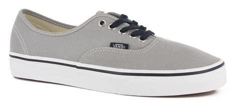 Vans Authentic Grey/pewter 8.5 Us