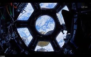 NASA reveal stunning 4K video tour of the International ...