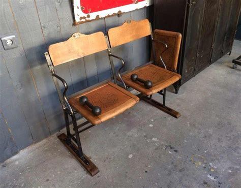 siege en bois sièges cinéma en bois