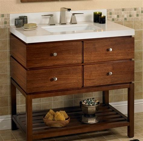 """Windwood 36"""" Traditional Single Sink Bathroom Vanity by"""