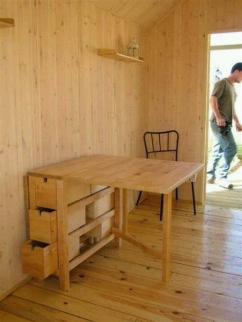 diy craft down save space by building your own foldable craft table your projects obn