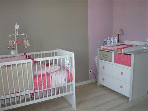 déco chambre bébé fille et gris idee deco chambre bebe fille et gris visuel 5