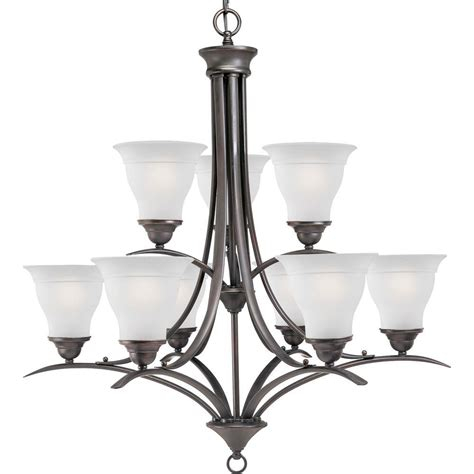 progress lighting trinity collection progress lighting trinity collection 9 light antique