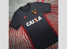 Camisa reserva do Sport Recife 20172018 Adidas
