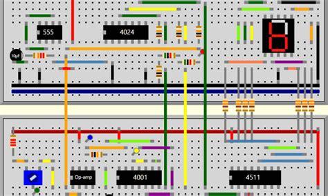 Free Virtual Breadboard Software Design Electronic