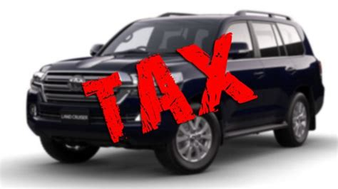 Excise And Taxation Department Proposes Removal Of Luxury