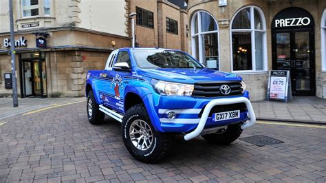 Review Toyota Hilux by Toyota Hilux Bruiser 2017 Review Car Magazine