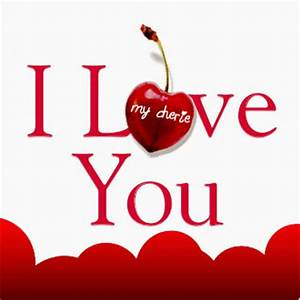Mobavatar.com - I'm In Love - I Love U My Cherie : Free ...