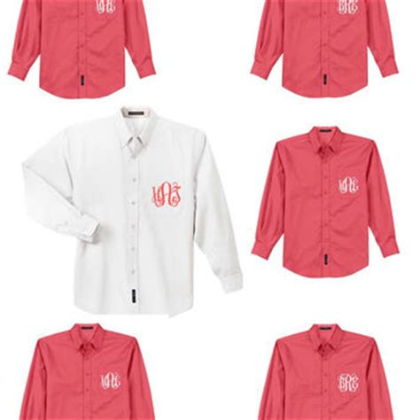 shop monogrammed bridesmaids shirts on wanelo