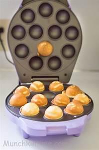 Cake Pop Maschine : easy vanilla cake pops recipe for babycakes cake pops maker cakepopsrecipe cakepops ~ Watch28wear.com Haus und Dekorationen
