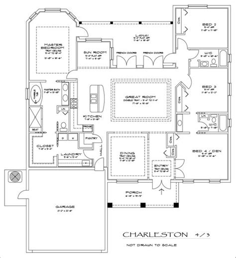 master bedroom connected to laundry floorplans home