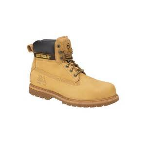 cat boots cat holton s3 safety boots