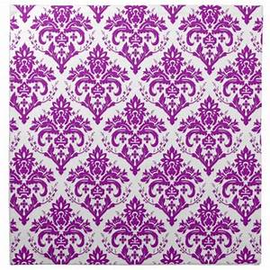 Elegant White And Purple Background