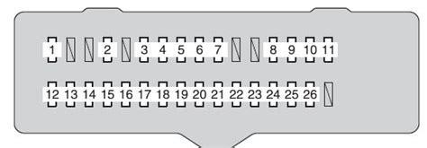 Scion Tc Interior Fuse Box Light by 2006 Scion Tc Interior Fuse Box Skill Floor Interior