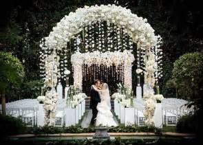 ceremonie mariage 5 amazing wedding backdrop weddbook
