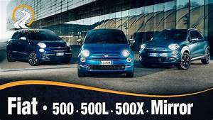 Fiat 500 500l 500x Mirror