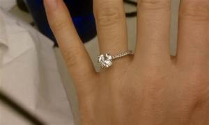 thin band diamond ring wedding promise diamond With thin band wedding ring