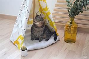 Tipi Pour Chat : un tipi pour mon chat tikka ~ Teatrodelosmanantiales.com Idées de Décoration