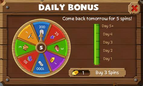 DailyBonus.7 -.16 10 OFF summer sale - Increase player