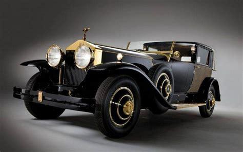 Rolls Car Wallpaper Hd by Rolls Royce Car Vintage Wallpapers Hd Desktop And