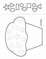 Muffin Moose Preschool Give Coloring Pages Activities Crafts Shape Cupcake Worksheets Laura Numeroff Kindergarten Printable Shapes Books Math Template Cat sketch template