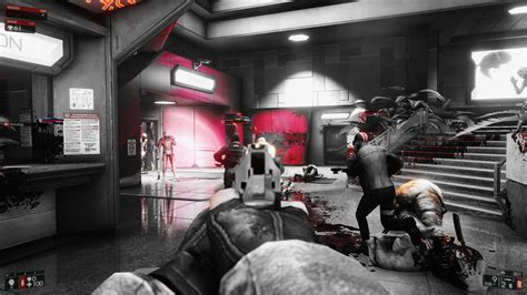 killing floor 2 gameplay killing floor 2 system requirements officially released tech4gamers