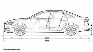 Dimension Audi A4 : 2017 audi a6 dimensions best new cars for 2018 ~ Medecine-chirurgie-esthetiques.com Avis de Voitures