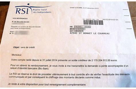 modele lettre depart retraite carriere longue le rsi 233 crit 224 un retrait 233 171 on vous doit 2 milliards d