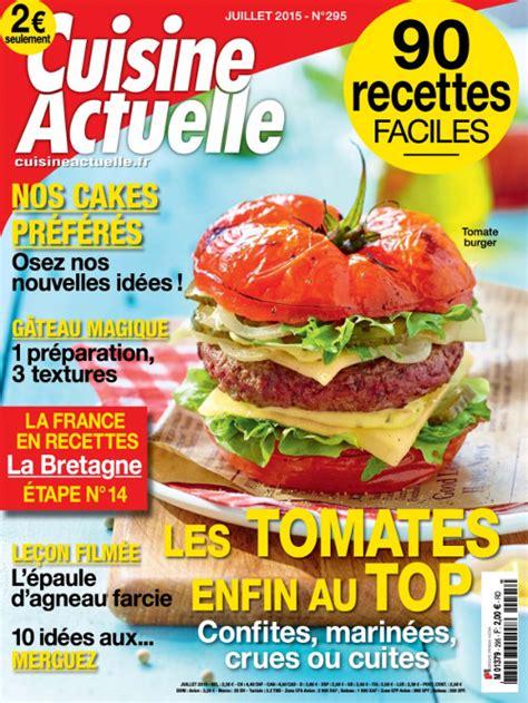 cuisine actuelle patisserie pdf cuisine actuelle n 295 juillet 2015 pdf magazines archive
