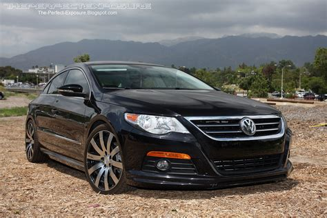 vw cc  eibach lowering springs  mrr wheels votex
