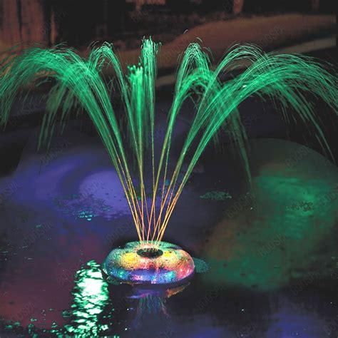 underwater light show underwater light show fontaine pour spa boospa