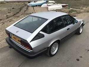 Alfa Romeo Gtv6 Occasion : 1984 alfa romeo alfetta gtv6 3 0 alex jupe motorsport ~ Medecine-chirurgie-esthetiques.com Avis de Voitures