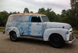 Rodcitygarage  1948 Gmc Panel Van    Truck