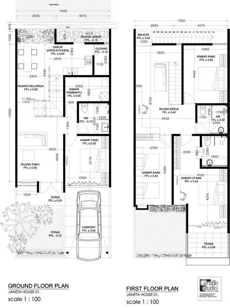 project  house desain arsitek oleh gilbert yohannes
