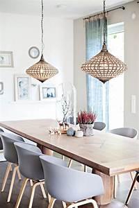 Esszimmertisch Lampe : die besten 25 esszimmer ideen auf pinterest esszimmer ~ Pilothousefishingboats.com Haus und Dekorationen