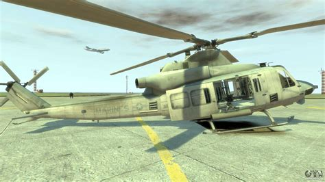 Bell Uh 1y Venom For Gta 4