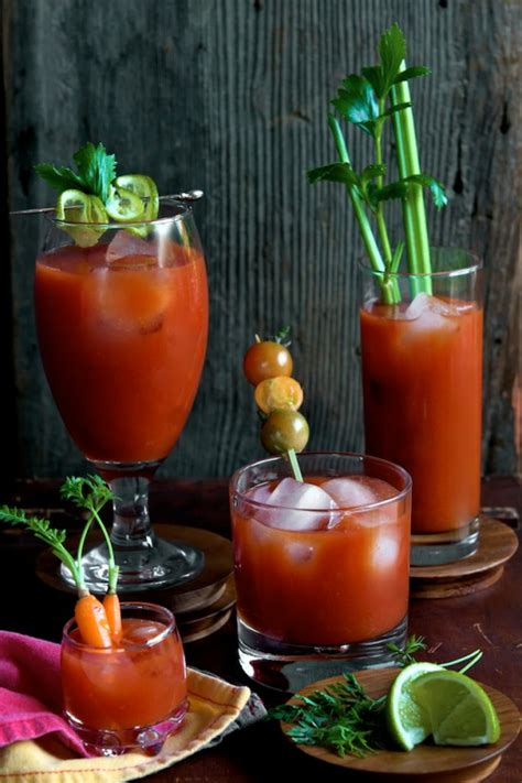 bloody mary recipes camille styles