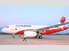 Albania's national airline launches maiden flight