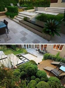Terrasse Am Hang : terrasse am hang praktisch und modern gestalten 10 tolle ~ A.2002-acura-tl-radio.info Haus und Dekorationen