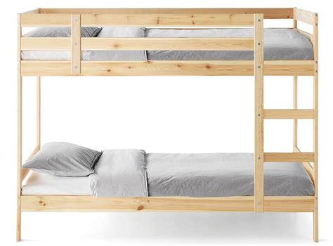 34944 ikea bunk bed childrens bunk beds metal wood at ikea ireland