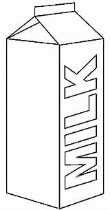 Milk Dairy Coloring Pages sketch template