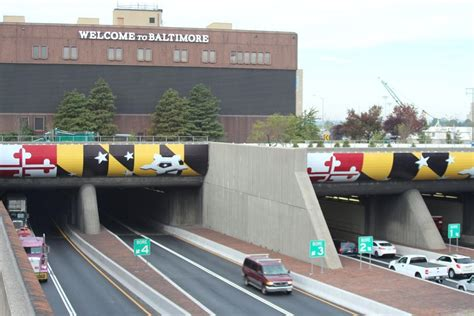 The city of baltimore utilizes a strong mayor and city council system. Speed camera enforcement begins on I-95 north of Ft. McHenry Tunnel   Spotlight   dundalkeagle.com